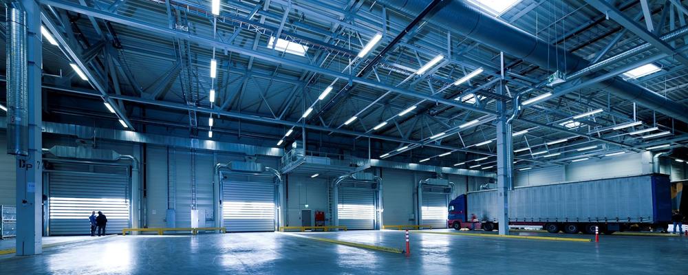 Industriële LED verlichting