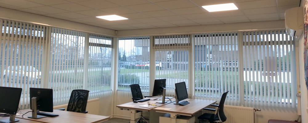 Kantoor LED verlichting
